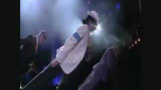 Michael Jackson Video - Michael Jackson - Smooth Criminal Secret Anti-Gravity Lean