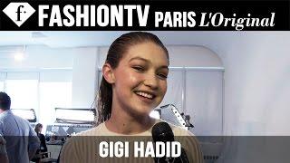 Gigi Hadid: My Life Story | Model Talk | FashionTV