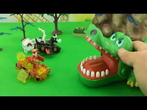Ladybug Toy Cars Toys DON'T TAKE BUSTERS BONES Toy Alligator