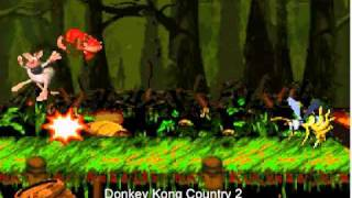 Top 15 Best Donkey Kong Country Trilogy Music