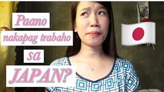 PANO NAKAPAG TRABAHO SA JAPAN, AGENCY, SAHOD etc.?😜🙊💕 Monicnic G