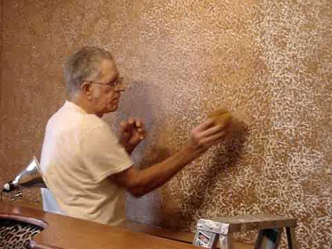 Sponge Painting Youtube