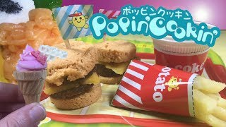 KRACIE POPIN' COOKIN' & Small Youtuber Challenge