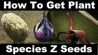 How To Get Plant Species Z Seeds - ARK: Aberration