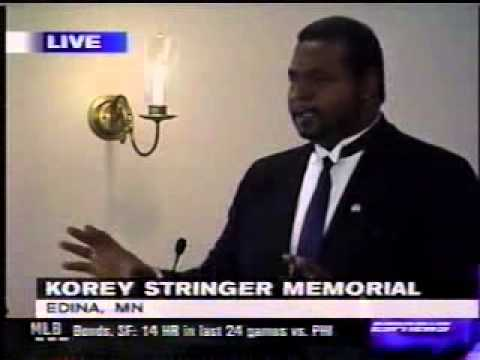 August 2001 ESPNews Korey Stringer Memorial Coverage