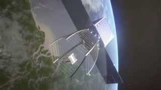 Suiza probará un satélite con redes para capturar basura espacial