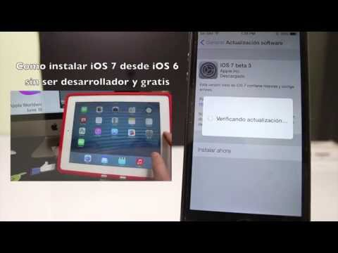 iOS 7 Beta 3 Disponible (Mas información)