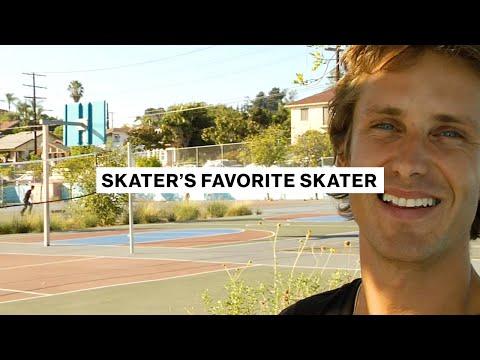 Skater's Favorite Skater | Julian Davidson