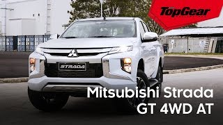 Feature: 2019 Mitsubishi Strada GT 4WD AT