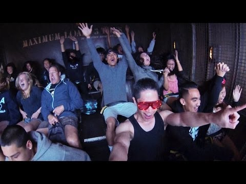 The Twilight Zone Tower of Terror (Selfie POV): Disney California Adventure, DCA