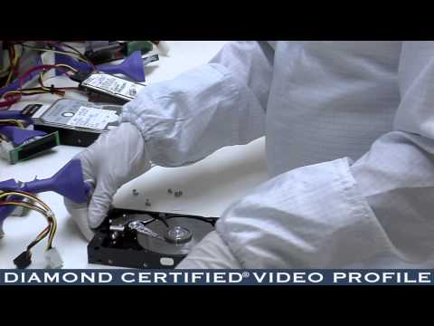 DriveSavers - Diamond Certified Video Profile