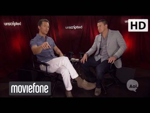 'Magic Mike' Unscripted: Channing Tatum & Matthew McConaughey | Moviefone