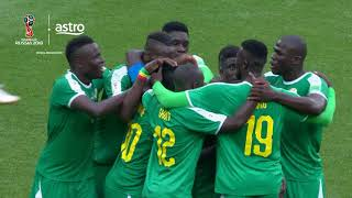 Poland 1 - 2 Senegal | 2018 FIFA World Cup | Astro Supersport