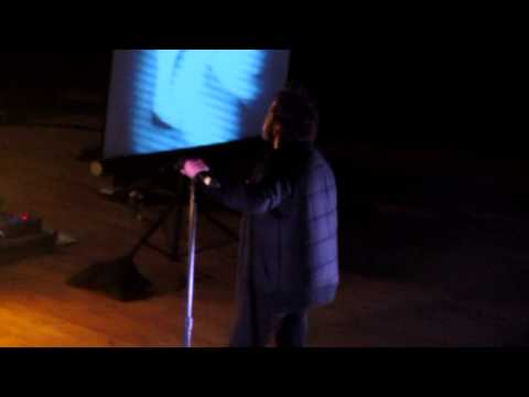 The Weeknd - House of Balloons / Glass Table Girls - Live @ The Orpheum Theater 12-15-12 in HD