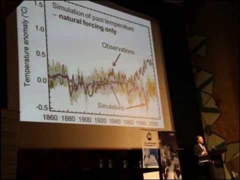 Climate Change - Dr Scott Power Senior Research Scientist at BOM on IPCC AR5