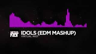 Virtual Riot - Idols (EDM Mashup) | PixelMusic