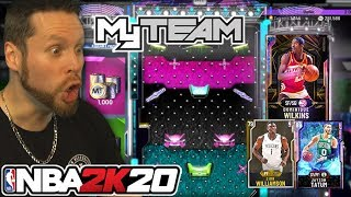 First Look at NBA 2K20 myTeam