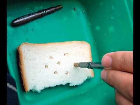 кто как делает хлеб на рыбалку