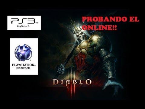 Diablo 3 Ps3 español | Multijugador | Impresiones | Valle de lágrimas