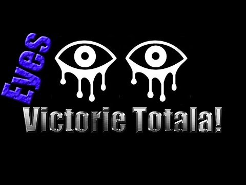 [RO] Eyes The Horror Game-Victorie Totală!