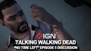 Talking Walking Dead_ Episode 5 - No Time Left Discussion