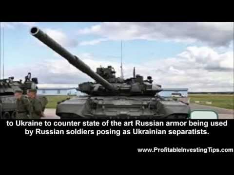 What Does Arming Ukraine Do to Investment in Russia?