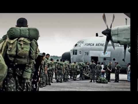 3 Maiores poderes militares da América do Sul..............