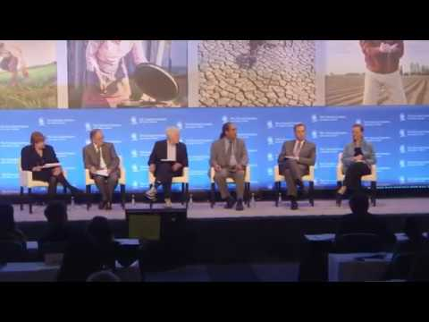 Global Food Security Symposium 2014: Afternoon Session