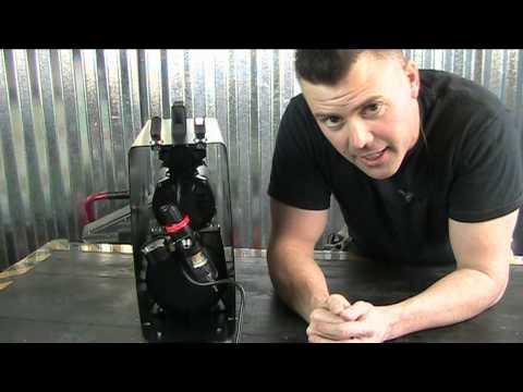 Badger TC910 ASPIRE PRO Compressor - Video Review