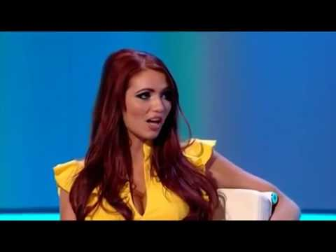 Jimmy Carr ruining Amy Childs (all bits)