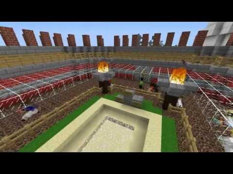 Minecraft: Darcecraft Olympics 2012