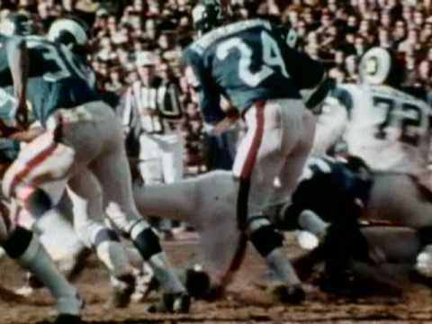 Merlin Olsen Tribute Video - Utah State University Video