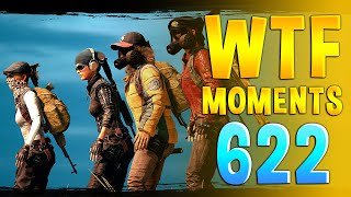 PUBG WTF Funny Daily Moments Highlights Ep 622