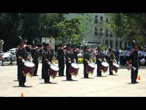 Banda de Guerra CECYTE EMSaD 038 Tezoatlán