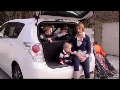 eumom member Caroline reviews the Toyota Verso after a week long test drive.
