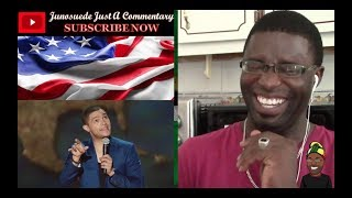 """Flying Into America"" - Trevor Noah - (Lost In Translation) 