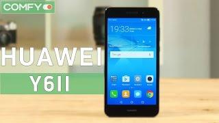 Y6II - производительный смартфон с хорошей камерой от компании Huawei -  Видео демонстрация