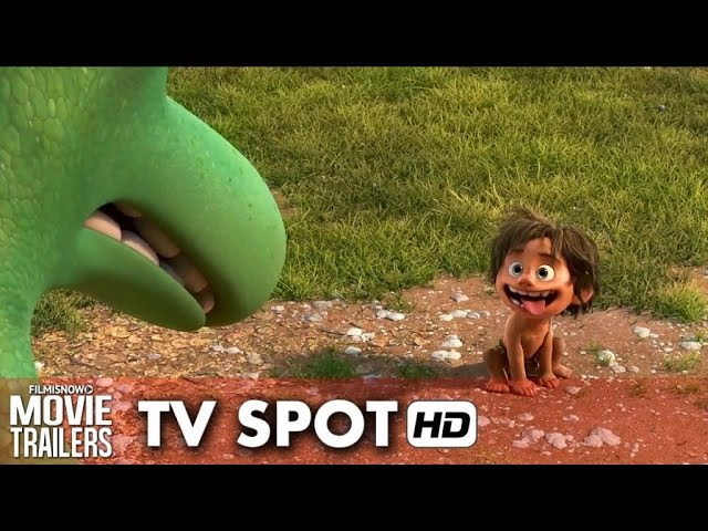 "The Good Dinosaur TV Spot ""Walk Together"" (2015) HD"