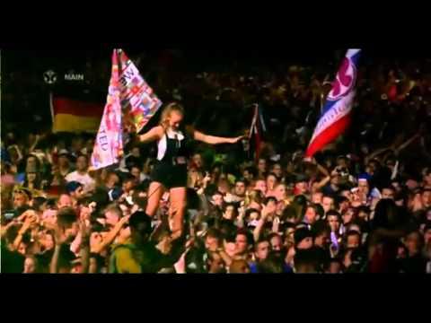 Avicii The Nights live tomorrowland 2015