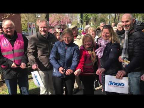 3.000 Schritte für mehr Gesundheit - Lions-Club bringt Einbeck in Bewegung