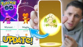 The MOST IMPOSSIBLE Shiny Pokémon in Pokémon Go! NEW UPDATE EVENT!
