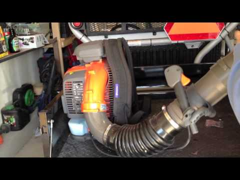 Husqvarna 570BTS Commercial Back Pack Blower