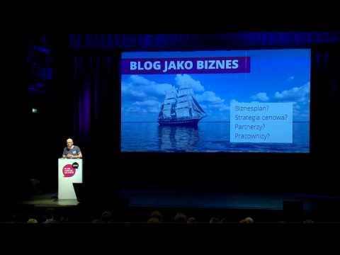 Blog Forum Gdańsk 2014, Michał Szafrański