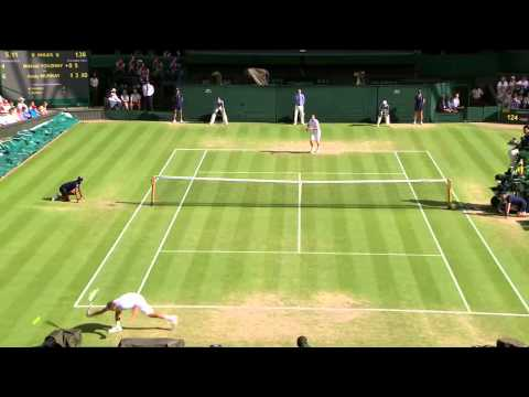 2013 Day 7 Highlights: Andy Murray v Mikhail Youzhny