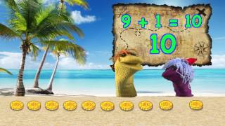 Number bonds 10 - KS1