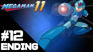 MEGA MAN 11 Walkthrough Gameplay Ending – Stage 9: Dr. Willy – PS4 PRO 1080p No Commentary