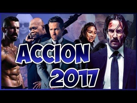 Top 10 Mejores Peliculas De Accion 2017 | Top Cinema