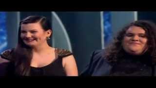 Jonathan & Charlotte Video - Jonathan & Charlotte  - Caruso (BGT 2012 2nd semi final & results)