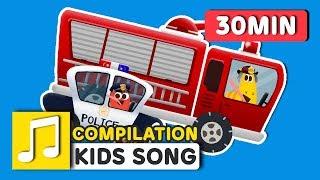 FUNNY SONG AND LARVA KIDS ORIGINAL SONG COMPILATION | 30MIN | LARVA KIDS | SUPER BEST SONGS FOR KIDS