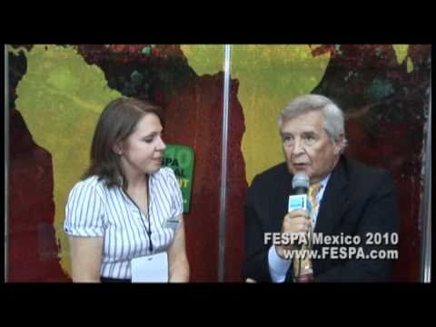 FESPA Mexico Interview with Ricardo Rodriguez Delgado